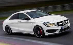 mercedes cheapest car mercedes cla45 amg spotted might be the cheapest performance