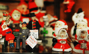 vintage ornaments are in high demand this christmas season the