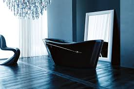 blue and black bathroom ideas black bathtubs for luxury bathroom ideas