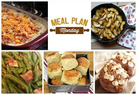 meal plan monday 88 thanksgiving sides edition southern plate