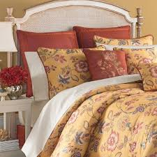 Pottery Barn Comforter Bedding Belk Croscill Bedding Iris Collection Laura Ashley Red