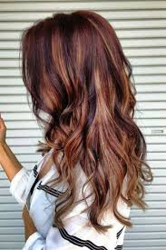 best summer highlights for auburn hair cool hair color ideas for blonde brunettes with medium length