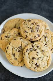 soft u0026 chewy chocolate chip cookies brown eyed baker