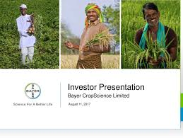 Seeking Bayer Bayer Cropscience Byrqy Investor Presentation Slideshow