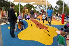 Backyard Play Equipment Australia 30 Most Impressive Accessible And Inclusive Playgrounds Special