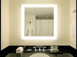 Lighted Vanity Mirror Diy Diy Lighted Vanity Mirror Youtube