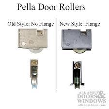 Replacing Patio Door Rollers by Assembly Pella Patio Door New Style