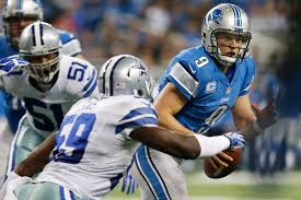 nfl playoff picture lions will play cowboys in card