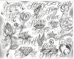 gangster drawings trelatatoo flash design
