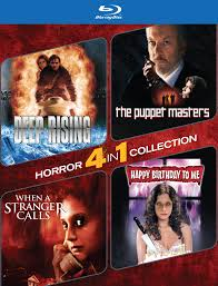 When A Stranger Calls by Horror 4 In 1 Collection Deep Rising The Puppet Masters When