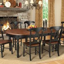 Oval Dining Tables And Chairs Oval Kitchen Dining Tables Hayneedle