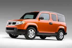 honda cube honda announces end of element production with 2011 model