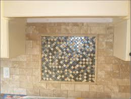 outstanding tumbled marble subway tile backsplash pattern images