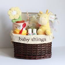 Baby Storage Baskets Gender Neutral Baby Gift Basket Baby Shower Gift Unique Baby