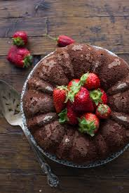 glazed dark chocolate bundt cake crystalandcomp com