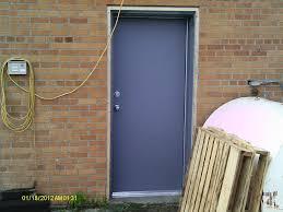 Commercial Exterior Steel Doors Luxury Exterior Commercial Metal Doors R60 On Modern Home