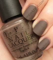 opi matte nail polish swatches and review all lacquered up
