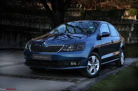 2016 skoda rapid facelift a close look team bhp