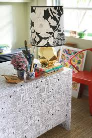 Chasing Paper Removable Wallpaper I Wallpapered The Desk Aunt Peaches