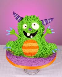 Halloween Birthday Cake Ideas by Halloween Cake Silly Monster Cake Cakes Pinterest Halloween