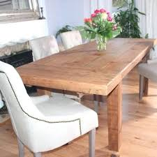 Dining Tables Nyc Distressed Wood Dining Table Best 25 Reclaimed Ideas On Pinterest