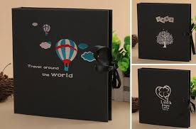 Photo Album With Black Pages Photo Albuns Picture More Detailed Picture About Diy Paper