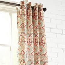 Pier One Paisley Curtains by Persia Grommet Curtain Pier 1 Imports