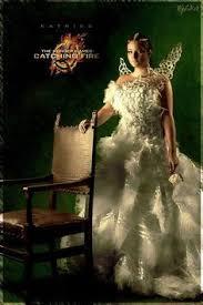 katniss wedding dress 4 by alissie deviantart com on deviantart