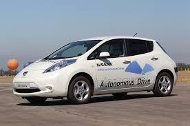 opel nissan nissan autonomous prototype begins testing on public roads
