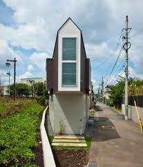 this narrow house in japan only looks tiny until you look inside