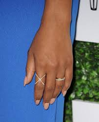 diamond x ring kerry washington and ef collection diamond x ring coolspotters
