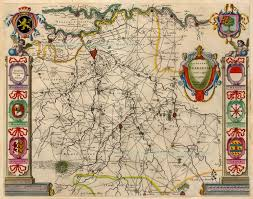 helmond netherlands map antique map of brabant territory of s hertogenbosch with