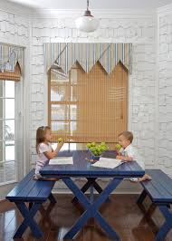 we designed and built this fun picnic table for the home s we designed and built this fun picnic table for the home s breakfast nook we carried dining room