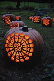 celtic pumpkins these would be gorgeous on a thanksgiving table