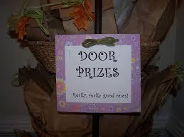 door prize sign u0026 lucky door prize header mob