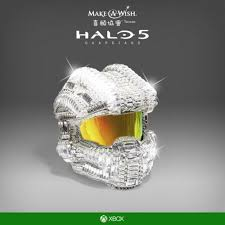swarovski siege halo 5 swarovski master chief helmet for sale benefits