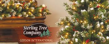 the gerson companies sterling trees