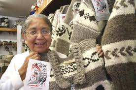 ouno design the cowichan sweater of vancouver island