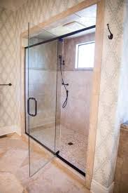 Winston Shower Door Photo Gallery Custom Baths Bathrooms Alan Fletcher Construction