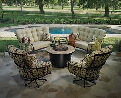 Swivel Rocking Chairs For Patio Top 10 Best Fire Pit Patio Sets