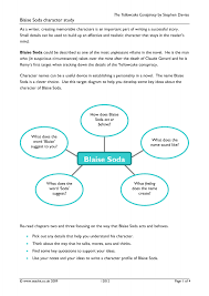 character ks3 search results teachit english