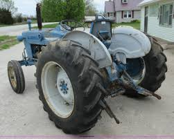 ford 3000 tractor item ac9281 sold may 13 ag equipment