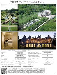 oheka castle hotel and estate nassau wedding locations