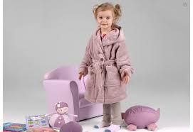 robe de chambre bébé robe de chambre enfant polaire bois de amadeus amadeus 18824