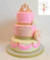 princess baby shower cake vanilla and strawberry cakes with butter