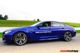 bmw m6 blue san marino blue bmw m6 gran coupe madwhips
