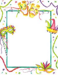 mardi gras picture frames mardi gras clipart or scrapbook frames clipart collection