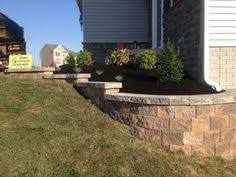 Retaining Wall Ideas For Sloped Backyard Low Retaining Wall Ideas Landscape Ideas Pinterest Low