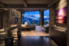 world of architecture luxury and elegant mountain home by reid