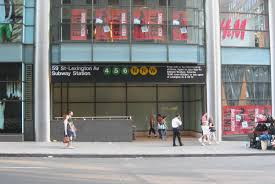 Bloomingdales New York Map by Lexington Avenue 59th Street New York City Subway Wikipedia